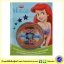 Disney The Little Mermaid Storybooks and CD หนังสือปกแข็งพร้อมซีดี ดิสนีย์ นางเงือกน้อย thumbnail 1