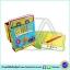Tiny Tots Flash Cards - Times Tables : 40 Large Cards in a Carry Case แฟลชการ์ด สูตรคูณ เด็กเล็ก thumbnail 2