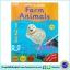 Learn To Write - Wipe Clean Workbook : Farm Animals : Miles Kelly หนังสือเขียนลบได้ ฝึกกล้ามเนื้อมัดเล็ก สัตว์ในฟาร์ม thumbnail 1