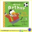 Ladybird Picture Books : Worried Arthur : The Big Match นิทานเลดี้เบิร์ด อาร์เธอร์ เพนกวินจอมกังวล thumbnail 1