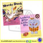 Looking After Little Ellie & Mucky Duck นิทานสัตว์น่ารัก 2 เล่ม ฺBloomsbury