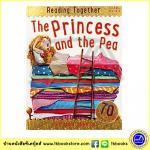 The Princess And The Pea : Fairy Tales Phonics - Reading Together + 70 Stickers - Miles Kelly เจ้าหญิงเมล็ดถั่ว พร้อมสติกเกอร์