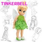 ตุ๊กตา Angel Girls รุ่น Disney Animators' Collection Doll (ทิงเกอร์เบล tinkerbell)