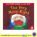 The Very Noisy Night - Picture Book ad CD Set หนังสือนิทานพร้อมซีดีประกอบ หนูน้อยหัดนอนคนเดียว