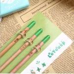 ดินสอรักษ์โลก sprout pencil แพ็ค 3 ด้าม ภาษาอังกฤษ