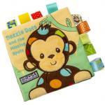 หนังสือผ้า Dazzle Dots Monkey