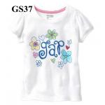 GS37 เสื้อแขนสั้น Size 3T ผ้ายืดอย่างดี หนา นิ่ม ยืดหยุ่น เนื้อผ้าดีมาก ใส่สบาย