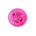 3M รุ่น 2091 (P100) Filter กรองอนุภาคฝุ่นละอองและฟูมโลหะประสิทธิ์ภาพสูง