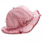 หมวกเด็กหญิง - สีแดง
