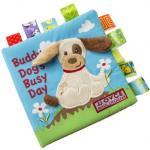 หนังสือผ้า Buddy Dog Busy Day
