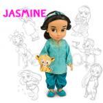ตุ๊กตา Angel Girls รุ่น Disney Animators' Collection Doll (จัสมิน jasmine)