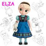 ตุ๊กตา Angel Girls รุ่น Disney Animators' Collection Doll (แอลซ่า elza)