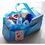 กระเป๋าแบ่งของใช้เด็ก สีฟ้า