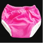 Day Pant Size M รุ่นแบมบู -Hot Pink