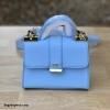 กระเป๋า LYN Mini Handbag สีฟ้า ราคา 1,390 บาท Free ems