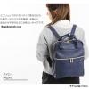 กระเป๋า Legato largo 2 way mini rucksack Navy ราคา 1,290 บาท Free Ems