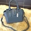 กระเป๋า ALDO Cross Body Bag With Stud สีเทา ราคา 1,290 บาท Free Ems