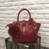 กระป๋า KEEP Hanger Style สีแดง ราคา 1,690 บาท Free Ems