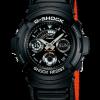 นาฬิกาข้อมือ CASIO G-SHOCK STANDARD ANALOG-DIGITAL รุ่น AW-591MS-1A