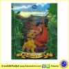 Disney Magical Story : The Lion King ไลออนคิง ปกแข็ง 3D moving hardback