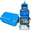 กระเป๋าใส่อุปกรณ์อาบน้ำ 4 ส่วน ใส่อุปกรณ์อาบน้ำ แขวนได้ ทำจากไนล่อนกันน้ำ ทนทาน พกพาสะดวกมี 5 สีให้เลือก
