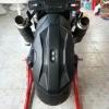 กันน้ำดีด Kawasaki Z1000 / 2013 STORM AEROPART