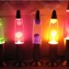 โคมไฟ ลาวา LAVA LAMP <พร้อมส่ง>