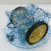 โครงหุ่นยนต์แบบกลม มี Encoder