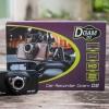 กล้องติดรถยนต์ Full HD 1080P DVR Dcam D2 + SD 32GB