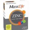 MaxxLife Zinc Amino Acid Chelate 30 caps
