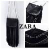 กระเป๋า Zara fringed mock bag 2015 ราคา 990 บาท Free Ems