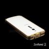 เคส Asus Zenfone 2 (ZE551ML / ZE550ML) Bumper ขอบกันกระแทก บั๊มเปอร์ (สีทอง / ขลิบทอง)