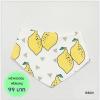 ผ้าซับน้ำลายสามเหลี่ยม ผ้ากันเปื้อนเด็ก [ผืนเล็ก] / Pears