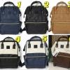 กระเป๋าเป้ Anello Mini Leather Rucksack (Mini) ทำจาก PU Leather รุ่นนี้เป็นขนาดมินิค่ะ มีมาให้เลือกทั้งหมด 6 สี