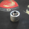 Compress fitting 10/16 Silver (3/8*5/8)