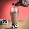 แก้วน้ำใส คนเองได้ Milk Mixer mug <<พร้อมส่ง>>