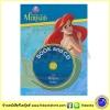 Disney Singalong Collection : The Little Mermaid Book and CD หนังสือนิทานสโนว์ไวท์ พร้อมซีดีประกอบร้องเพลง