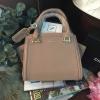 LYN Madison Bag สีคามิโอ กระเป๋าถือหรือสะพายทรงสวย รุ่นใหม่ล่าสุด วัสดุหนัง Saffiano