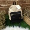 กระเป๋า Legato Largo mini Rucksack แบรนด์ที่มี concept กระเป๋าที่ใช้ง่ายแต่ยังคงความหรูหรา