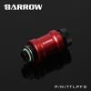 วาล์วเลื่อน ปิด-เปิด Barrow TTLPFG RED