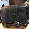 กระเป๋าสะพายข้าง สีเทา grey GUESS MINI SHOULDER BAG ราคา 1,290 บาท Free Ems