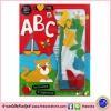 Activity Book : I Love Felt - ABC หนังสือกิจกรรมสร้างสรรค์ ตัดปะจากผ้าสักหลาด พร้อมชิ้นสักหลาดกว่า 300 ชิ้น