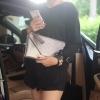 กระเป๋าสะพาย ปรับเป็นคลัชได้ สีเงิน รุ่น KEEP Doratry shoulder &clutch bag