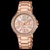 นาฬิกาข้อมือ CASIO SHEEN MULTI-HAND รุ่น SHE-3052PG-9A