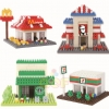 Lego Nano Block Set ร้านค้า