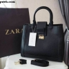 กระเป๋า ZARA SQUARE CITY BAG ราคา 1,390 บาท Free Ems