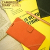 Zenus : Cambridge Diary Case Cover For Galaxy Note 3, III, N9000, N9005