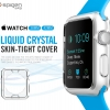Spigen : Liquid Crystal Skin-Tight Cover For Apple Watch (38mm) & (42mm)