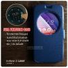 เคส Zenfone 2 Laser (5.5 นิ้ว) เคสฝาพับแบบพิเศษ FULL FUNCTION ช่องกว้างพิเศษ รองรับการทำงานได้สมบูรณ์แบบ สีน้ำเงิน
