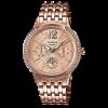 นาฬิกาข้อมือ CASIO SHEEN MULTI-HAND รุ่น SHE-3030PG-9A